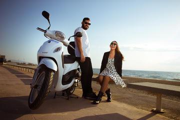 Excursão Independente de Scooter em Nice