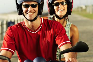 Tour in scooter di Madrid: attrazioni della città