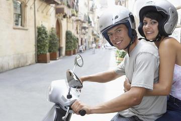 Visite de Valence en scooter: attractions touristiques de la ville