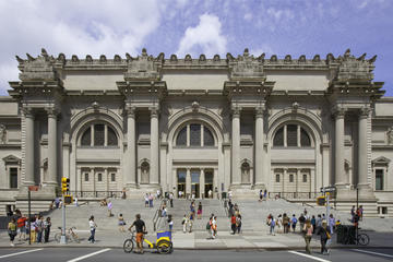 The Metropolitan Museum of Art Admission with Access to The Met...