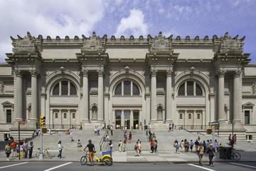 Toegang tot het Metropolitan Museum of Art met toegang tot het Met ...