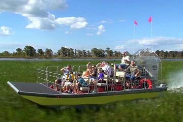 Excursión en aerodeslizador por los Everglades de Florida y entrada...
