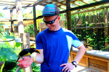 Exklusivt för Viator: Behind-the-Scenes-rundtur på Wild Florida