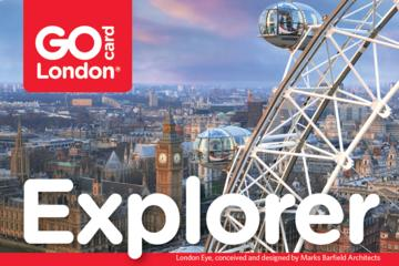 London Explorer Pass: Up to 35% Off Top Attractions