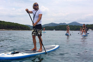 Stand Up Paddle school - learn to SUP...