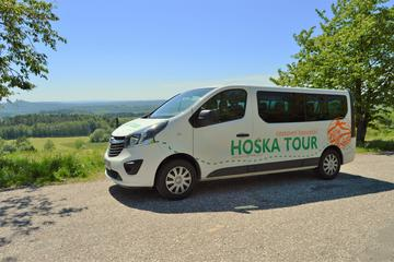 Sightseeing transfer from Prague to Giant Mountains