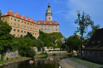 Vienna to Prague (week guided privat tour)