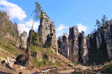 Week from Prague: Rambling through the Bohemian Paradise (self-guided)