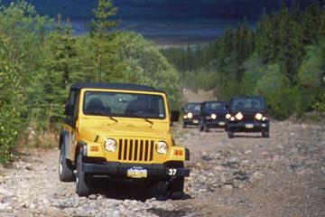 Excursión por la costa en Ketchikan: Safari en vehículo todoterreno y...