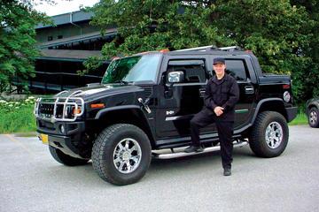 Excursión por la costa Juneau: Tour privado y personalizable en Hummer