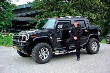 Private Tour: Customizable Hummer...