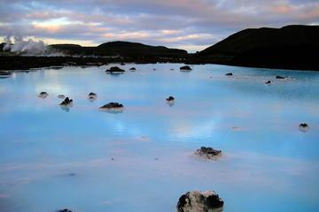 Blue Lagoon en noorderlicht-avondcruise vanuit Reykjavik
