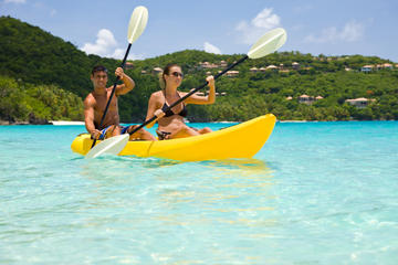 Eco-tour in kayak alle Bermuda