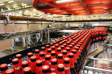 Estrella Damm brewery guided tour ...