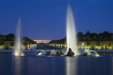 Billet pour les Jardins de Versailles...