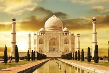 Delhi Agra Jaipur Delhi Private Guided Tour in AC Car