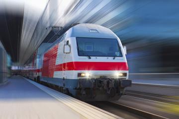Transfert privé à l'arrivée: depuis la gare de Lyon Saint-Exupéry...