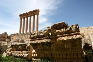 Anjar, Baalbek und Ksara - Tagesausflug von Beirut