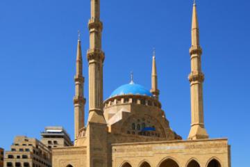Circuit pédestre dans les quartiers historiques de Beyrouth