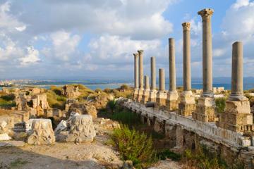 Excursión de un día a Tiro, Sidón y Maghdouche desde Beirut