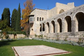 Excursion d'une demi-journée à Beiteddine et Deir-El-Qamar au départ...