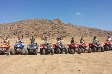 3-Hour Quad Bike Desert Ride from Marrakech