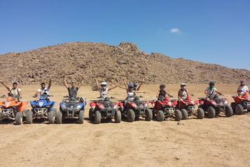 3-Hour Quad Bike Ride in the Desert Outside Marrakech