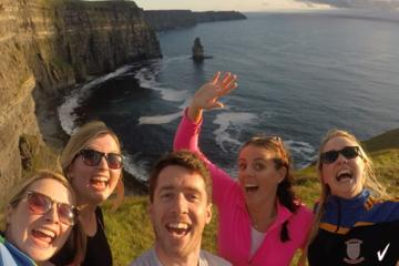 Full-Day Small-Group Cliffs Of Moher Day Trip from Limerick