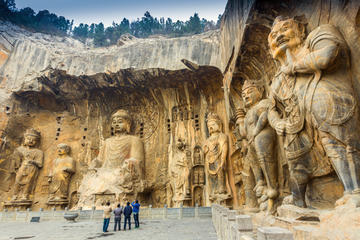 2-Day Luoyang Tour from Xi'an by High Speed Train