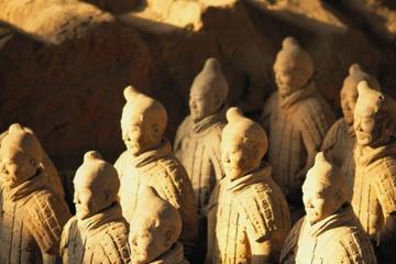 Xi'an Tour in kleiner Gruppe: Fahrradtour zu Terracotta-Kriegern und...