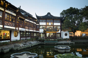 2-Night Shanghai and Hangzhou Private...