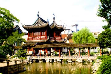 4-tägige Privattour Shanghai und Suzhou inklusive Bund