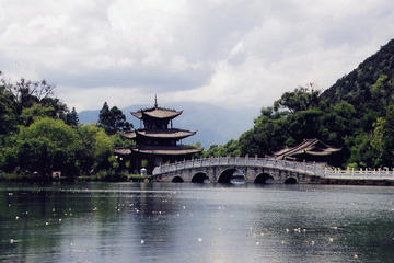 Black Dragon Pool in Lijiang