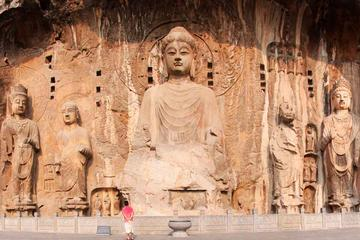 Private Tour: Longmen Grottoes Day Tour from Xi'an to Luoyang via...