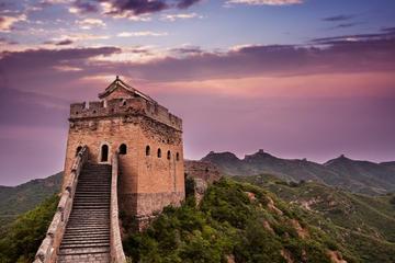 Tour della Grande Muraglia da Pechino: dal Simatai occidentale a