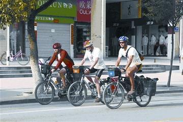Excursão de Bicicleta de meio dia em Chengdu