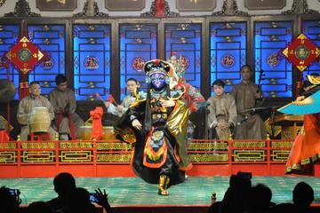 Ópera de Sichuan em Chengdu