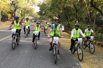 New Delhi Cycle Tour