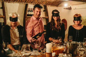 Interactive Wine Tasting Experience...