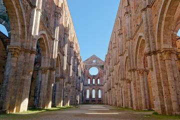 Small-Group San Galgano and Tuscan Myths Half Day Tour from Siena