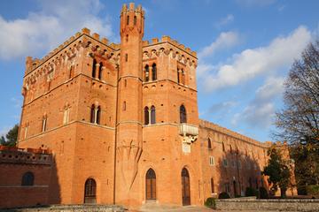 Viagem para grupo pequeno com degustação de vinhos Chianti e Castelos...