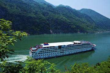 3-Night Yangtze River Cruise from Chongqing