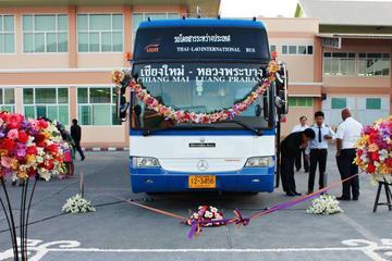 Sleeping Bus Ticket to Chiang Mai...