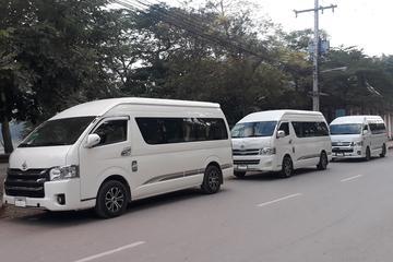 Transfer from Luang Prabang to Vang Vieng