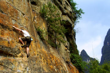 Small-Group Yangshuo Rock-Climbing...
