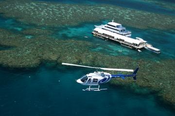 Excursão pelo litoral de Cairns...
