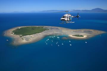 Recorrido panorámico en helicóptero...