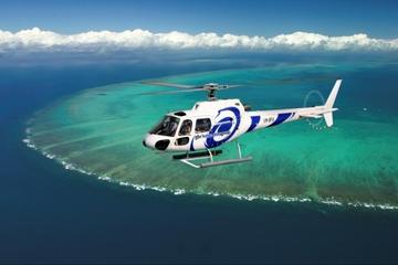 Vol panoramique en hélicoptère au départ de Port Douglas