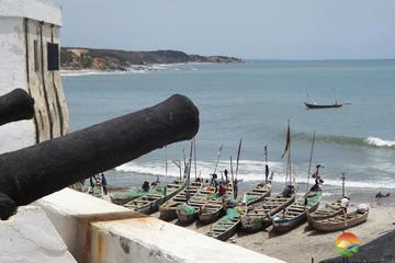 Cape Coast Castle and Elmina Castle