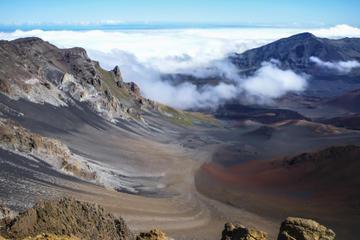 Parque Nacional Haleakala e Além...